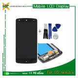 Pantalla superventas del LCD del teléfono móvil para el nexo 5 del LG Google