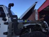 Wrangler Jk schwarze ABS niedriger und hoher Montierungs-Luft RAM EinlassSnorkel