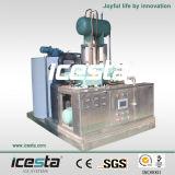 Meerwasser-Fleisch-Wasser 10 Tonnen-Flocken-Eis-Maschine