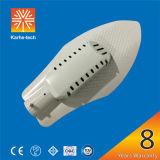 carcaça solar de Alumiunm da lâmpada de rua do diodo emissor de luz 20W com área de estacionamento