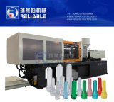 Petite machine en plastique de moulage par injection pour produire la préforme de bouteille et la capsule