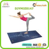 Nuova stuoia di yoga stampata di arrivo abitudine, forma fisica/stuoia di yoga configurazione di corpo, presa antisdrucciolevole e bagnata, buon ammortizzatore, ecologico