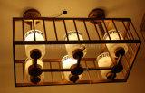 스페인 대리석 펀던트 램프로 만드는 Phine 유럽 가정 장식적인 점화