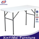 Mesa plegable Mesa de camping Muebles al aire libre Mesa de plástico al aire libre