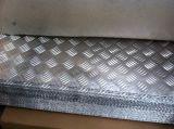 placa de alumínio 1100 do chequer 3003 5052 6061