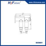 15kv mit Filter versehener Stück-Typ trennbarer Kabel-Rückseiten-Verbinder