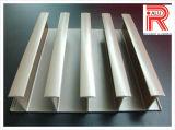 Perfis de alumínio/de alumínio da extrusão para o frame do anúncio ao ar livre