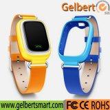 La correspondencia del localizador del G/M de la llamada de Gelbert Q60 GPS SOS embroma el reloj elegante