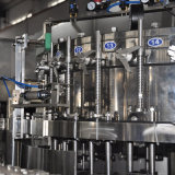 Botella de cristal líquido de relleno de la máquina de la leche