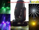 Indicatore luminoso mobile &Pattern della fase 350W della testa LED del fascio di Sharpy