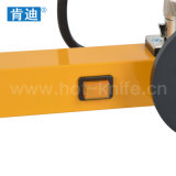 Бесшнуровой горячий резец смычка провода для пены EPS
