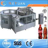 清涼飲料の充填機/びん詰めにするガス管線