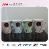 Tasse de café personnalisée de porcelaine