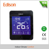 2016 새로운 LCD 접촉 WiFi 온도 조절기