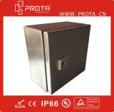 壁の土台機構の電気パネルボックス