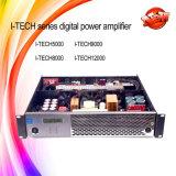Ich-Technologie 9000HD 2 fehlerfreier Endverstärker Kanal-Digital-DJ