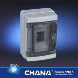 Cadres électriques imperméables à l'eau optiques de niveau IP65 du câblage 12way de pouvoir de cadre d'éclairage de protection
