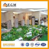 주문을 받아서 만들어지는 표시 제조 건축 모형 디자인 /Model의 고품질 아BS 부동산 모형 또는 건축 모형 만들거나 집 모형 또는 모든 종류