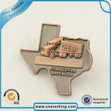 Pin значка новой изготовленный на заказ конструкции штуцера изготовленный на заказ подходящий