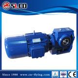 Motor helicoidal de Reduktor de la unidad del engranaje de gusano de la serie S para la máquina de elevación