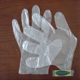 Пластичные перчатки HDPE с 0.6g/PC
