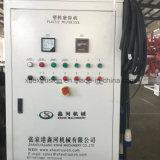 Ligne en plastique de production à la machine d'extrusion de profil en bois de porte avec Efficience élevé