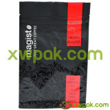 Coffee stampato Bag con Zipper e Valve