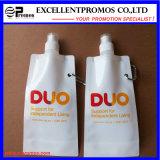 Выдвиженческая популярная дешевая изготовленный на заказ складная бутылка воды (EP-B7154)