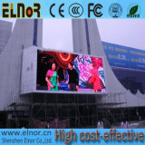 2016 scheda di schermo esterna P10 del TUFFO impermeabile LED