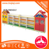 Sale를 위한 나무로 되는 Kids Storage Furniture Snoopy Shape School Cabinet