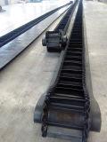 Correia transportadora de borracha da transmissão com ISO