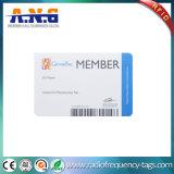 Smart card impermeável da segurança RFID com uma memória de 320 bytes
