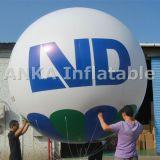 팽창식 비행 헬륨 풍선 원형