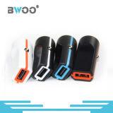 Bwoo 이동 전화를 위한 휴대용 다채로운 1마리의 USB 차 충전기