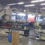300kg pp. PET Flakes Pelletizing Line/Waste Plastic Recycling Machine/Plastic pp. Granules Making Machine
