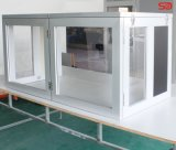 Sindgen Light Weight Desktop Interpretazione Booth per 2 persona