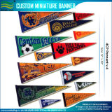 Mall/Supermarket/Shop /School Event Felt Pennant e Pennant Flag (M-NF12F13014)