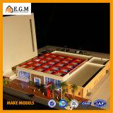 Коммерчески здание моделирует виды /All знаков/моделей выставки создателя здания модельных/модели проекта/модели подгоняет
