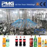 Máquina de rellenar inmóvil y chispeante automática llena de la bebida para la cadena de producción