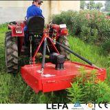 Трава установленная трактором роторная косилки 4 колес Slasher (TM140)