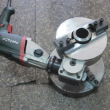 Fresadora del pequeño corte portable del tubo