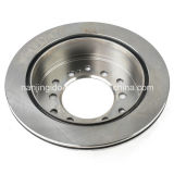 Rotor de disque de frein d'acier du carbone pour le croiseur de cordon de Toyota pour Lexus Gx 42431-60200