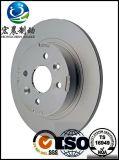 Disque de frein de garniture de frein de pièces d'auto pour Citroen