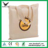 Bolso de totalizador llano del algodón de la alta calidad 2016 para las compras