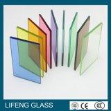 Duidelijk Glas Aangemaakt Glas Gelamineerd Glas voor Traliewerk