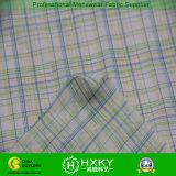 流行人のワイシャツのためのヤーンによって染められるナイロンファブリック