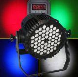 48PCS는 RGBW IP65 동위 빛을 방수 처리한다