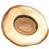 Chapeau de raphia de paille d'été de mode