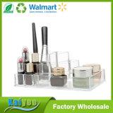 """3 joyería grande del maquillaje del lápiz labial del lápiz labial del maquillaje componen el organizador (10 """"X6"""" X7.7 """")"""
