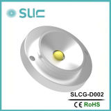 セリウムが付いている高い明るさ6Wのアルミ合金LEDのキャビネットライト